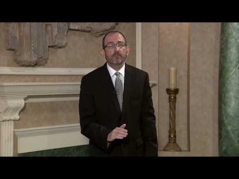 Dr. Baruch Korman: Revelation Chapter 1 Part 3