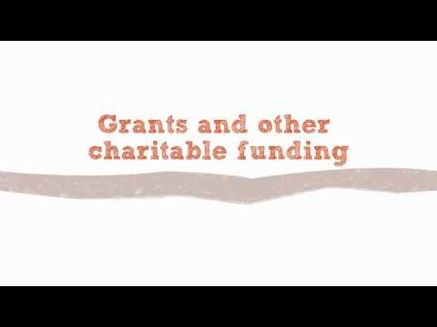 Grants and other charitable funding