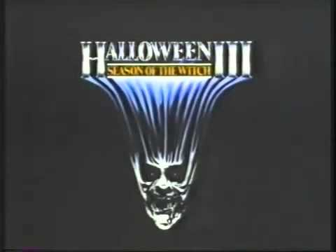 halloween iii season of the witch 1982 tv spot starts friday