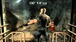 Resident Evil 4 : Last Boss Battle & Ending (PS2)