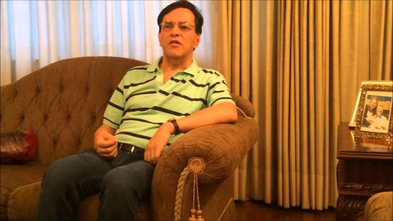 Entrevista com o Prof. Alberto do Amaral Júnior - Parte 1 de 2