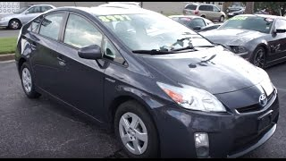 2010 Toyota Prius Walkaround, Start up, Tour and Overview