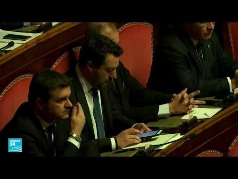 محاكمة سالفيني • فرانس 24 / FRANCE 24  - نشر قبل 41 دقيقة
