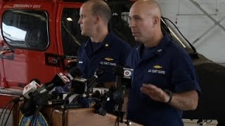 Coast Guard: Missing 'El Faro' Cargo Ship Sank