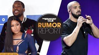 Nicki Minaj Says Meek Mill and Drake's Beef Was