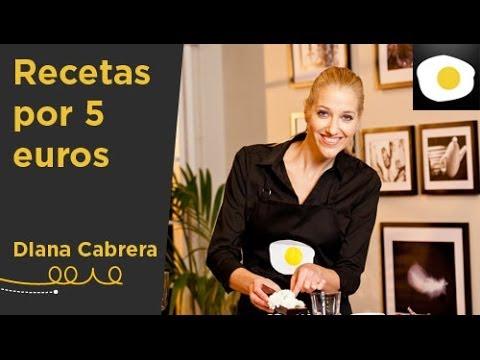 Descubre recetas por 5 euros con diana cabrera canal cocina youtube - Diana cabrera canal cocina ...