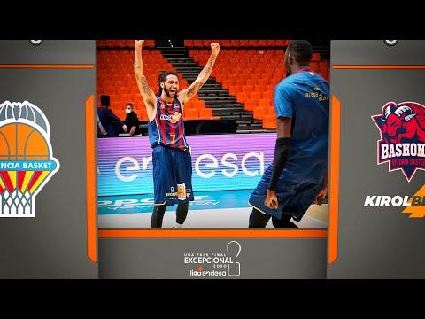 Valencia Basket - KIROLBET Baskonia (73-75) RESUMEN I Fase Final Liga Endesa
