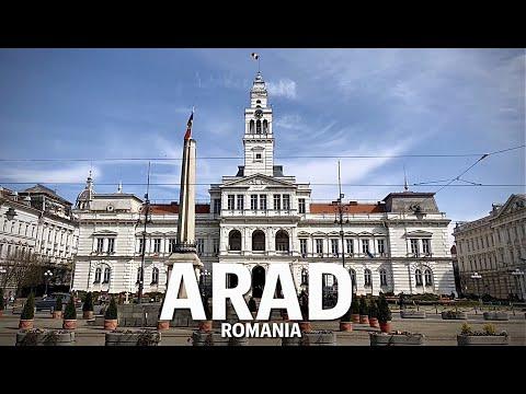 Arad, 2021, Beautiful City in Western Romania