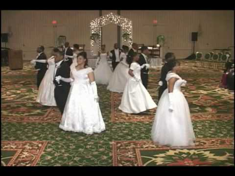 2009 AKA Debutantes and Junior Marshals dance.