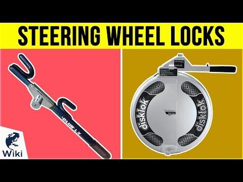 8 Best Steering Wheel Locks 2019