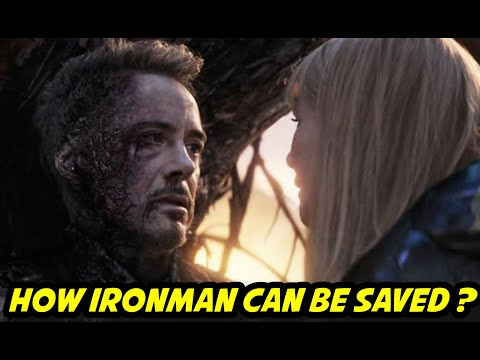 How Captain Marvel Can Save IRONMAN ?
