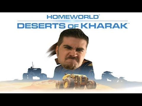 AngryJoe Plays Homeworld: Deserts of Kharak!