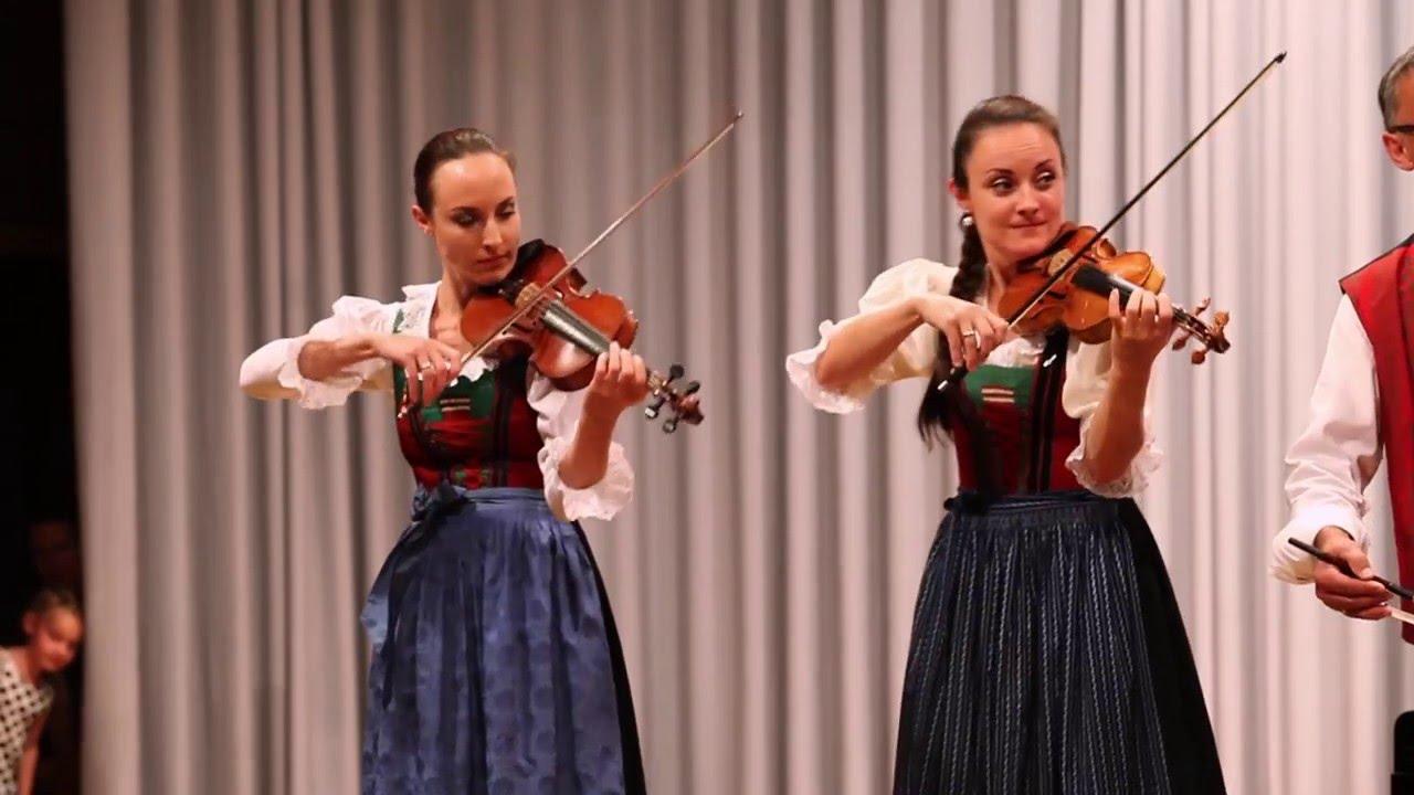 Musik in den Alpen