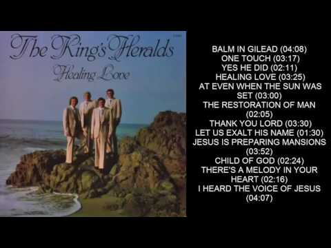 The King's Heralds - Healing Love (1979)