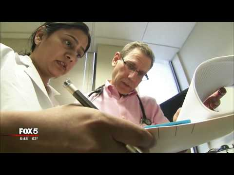 Low cost clinics help Georgians without health coverage
