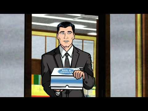 Best of Archer - Season 1, Episode 1