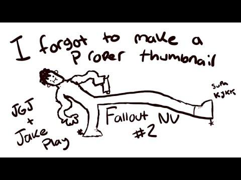 JGJ & TAB Play: Fallout New Vegas [#2] Explosive Conspiracy