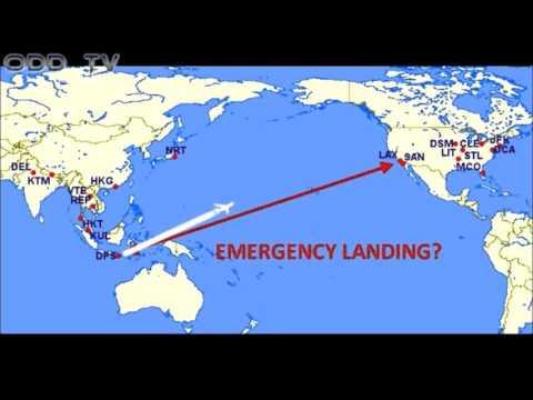 Flat Earth Proof...Emergency Plane Landing - YouTube