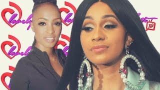 "Cardi's B Alleged ""Roommate"" StarMarie outed as a FRAUD & a LIAR! #receipts"