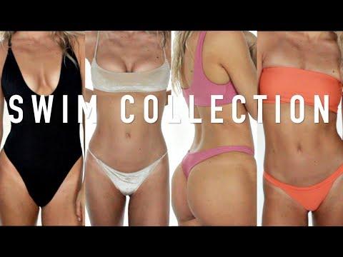 TRY ON BIKINI COLLECTION 2017 (Myra Swim, Gooseberry, Triangl + Anna Swimwear) | allegralouise