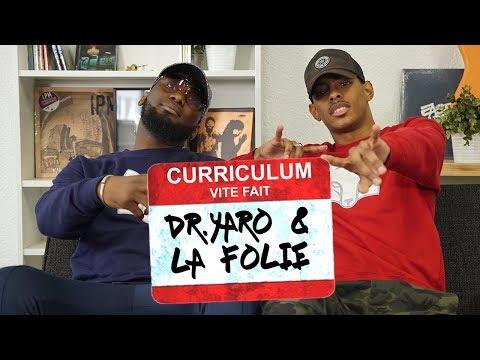 Youtube: DR. YARO & LA FOLIE – Curriculum Vite Fait