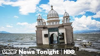 Indonesia Tsunami & AI-Assisted Music: VICE News Tonight Full Episode (HBO)