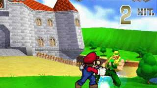 NJI Random Mugen: Testing BBH's Mario Balance Patch