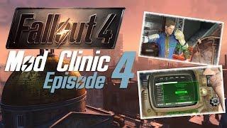 fallout 4 mod clinic 4 fo4 hotkeys