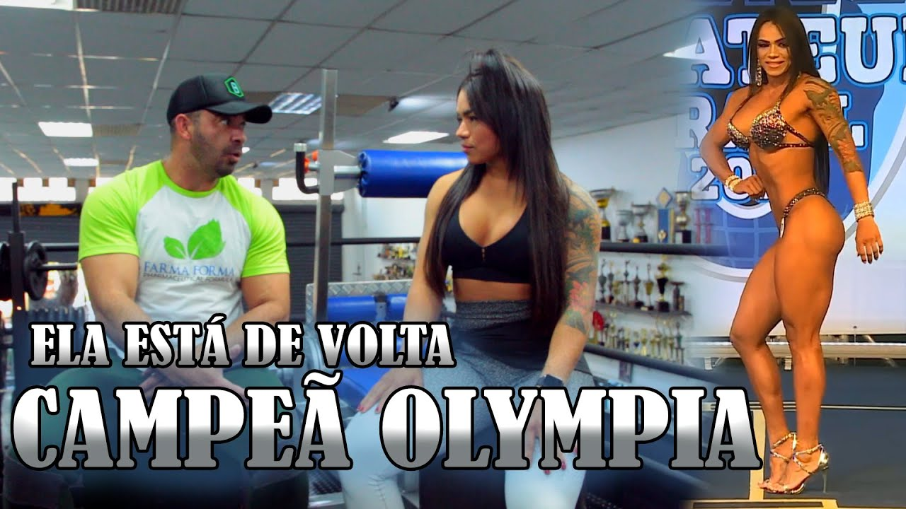JAPA WELLNESS | CAMPEÃ OLYMPIA