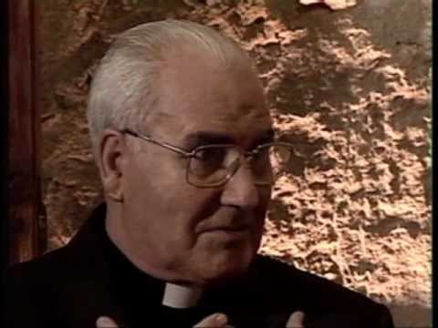 Entrevista a D. Felipe Fernández en la Semana Santa de 2005