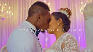 Diamond Platnumz Ft Rayvanny - Iyena (LYRICS)
