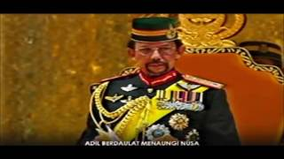 Brunei's National Anthem: Allah Peliharakan Sultan (rtb)