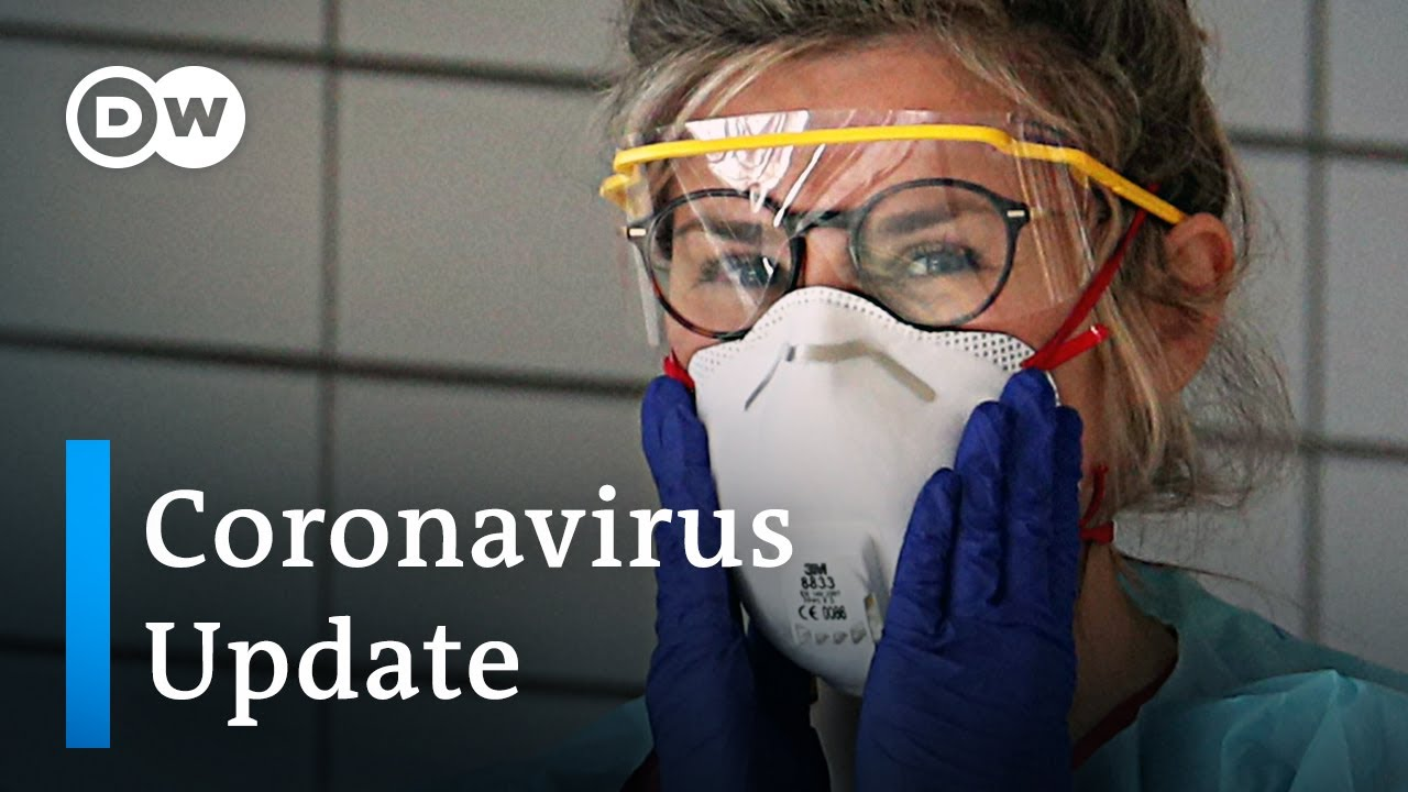 US death toll exceeds 3,000 +++ Spain's nursing homes under threat | Coronavirus Update