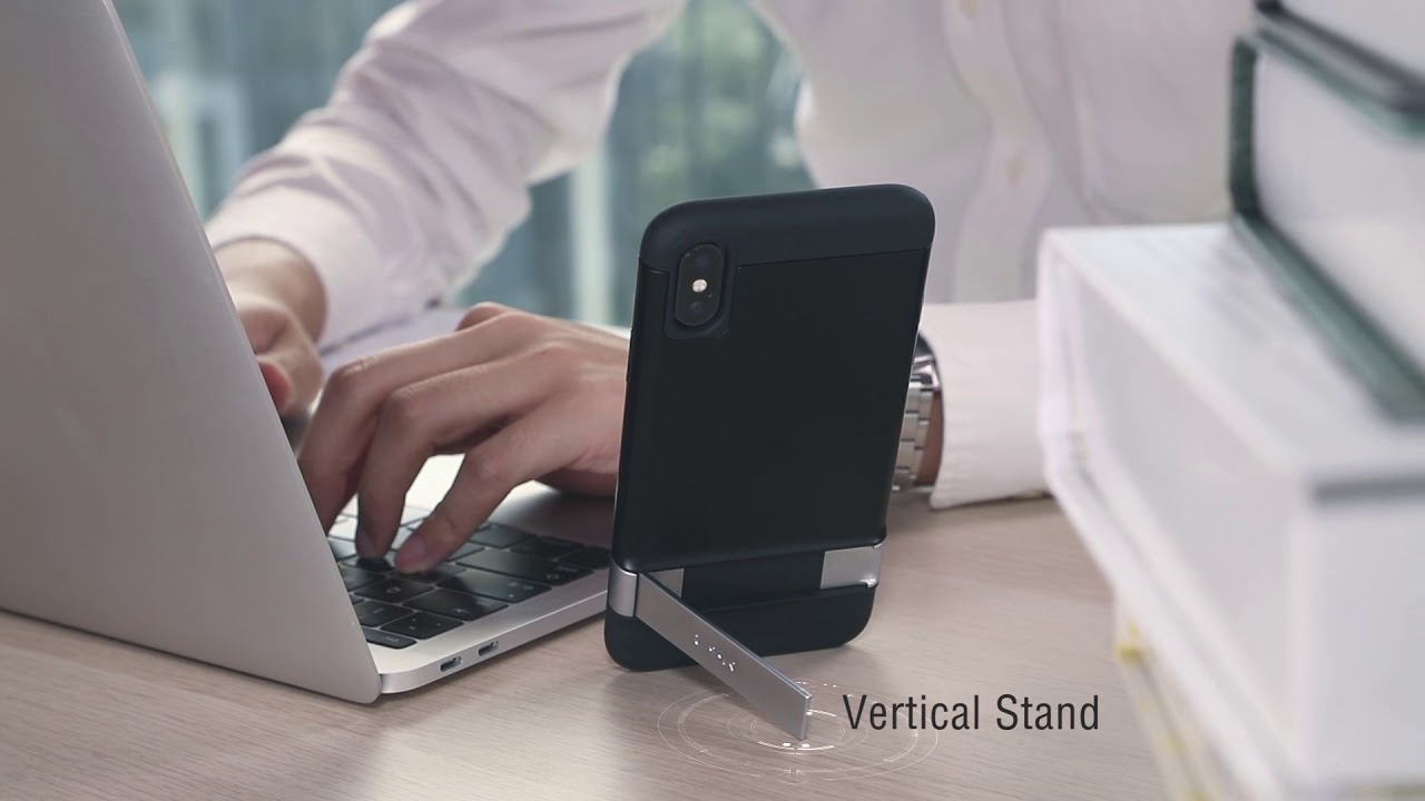 esr metal kickstand case for iphone xs