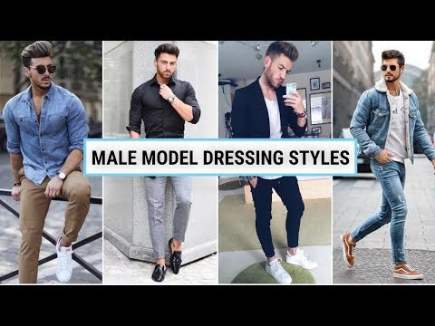 Male Model Dressing Styles 2020 - The Best Men's Dressing Styles For 2020 | Men's Fashion 2020!