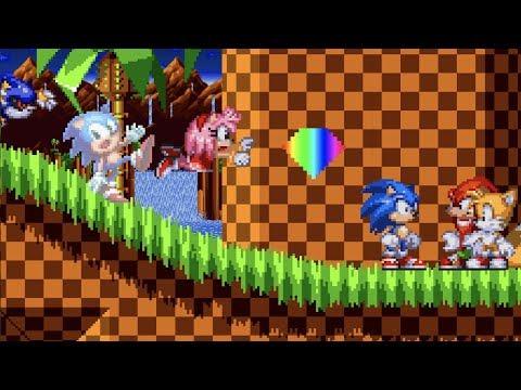 Sonic Adventure #1,5 ?