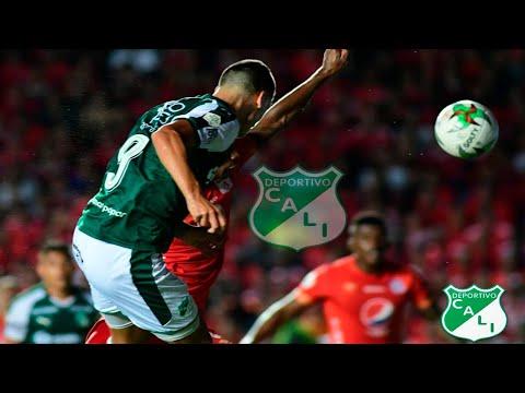 America de Cali 0 - 1 Deportivo Cali | El clásico fue verde |  con gol de Dineno gano el azucarero.