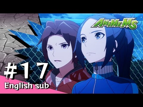 [Episode 17]Pieces of Memories | Monster Strike the Animation Official (English sub) [Full HD]