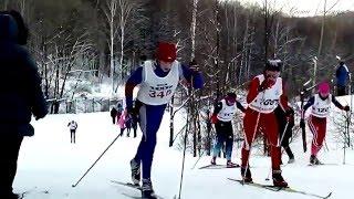 Первенство Московской обл. по лыжным гонкам 16 января 2016 г. Красногорск