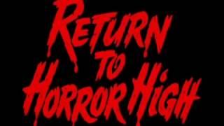 Возвращение в школу ужасов / Return to Horror High (1987) трейлер