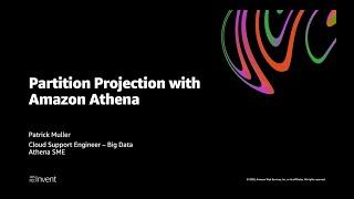 Speed up Amazon Athena Queries…