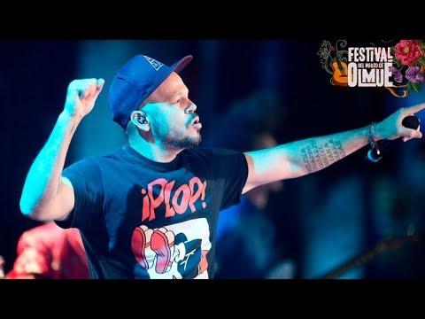Residente revolucionó con su show en Olmué | Festival del huaso de Olmué 2018