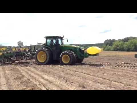 Goodyear LSW® Extreme Flotation Tires Go Where Other Tires Can't 1