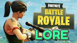 Game Theory: Did I Find Fortnite's SECRET Lore (Fortnite Battle Royale) REACTION