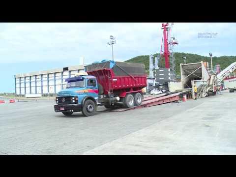 Porto de Imbituba comemora o crescimento das exportações