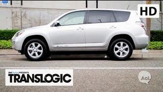 Toyota RAV4 EV Test Drive | Translogic