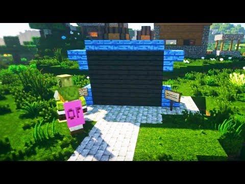 Fettes Minecraft Community-Stream-Projekt