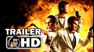 GAME OVER, MAN Official Trailer #2 (2018) Netflix Comedy Action Movie HD