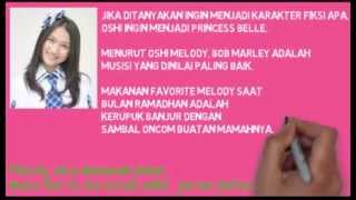 vuclip Profil Melody JKT48