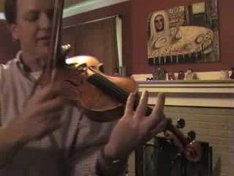 Violin Lesson #55; Artificial Harmonics (SEE DESCRIPTION)